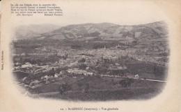 Cp , 12 , SAINT-GENIEZ , Vue Générale - France