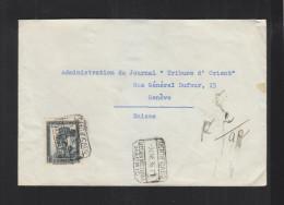 Carta 1936 Madrid Seccion Nocturna - 1931-Heute: 2. Rep. - ... Juan Carlos I
