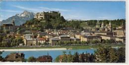 SALZBURG - Altstadt Mit Untersberg  - Spezial Format - Salzburg Stadt
