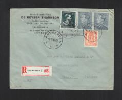 R-Brief Taxe Reduite Anvers 1946 (13) - Belgien