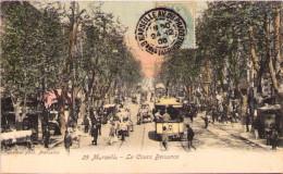 MARSEILLE - Le Cours Belsunce - Canebière, Centre Ville