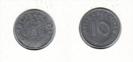 Allemagne   10 Reichspfennig 1944 E