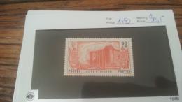 LOT 222643 TIMBRE DE COLONIE COTE IVOIRE NEUF* N�148 VALEUR 10,5  EUROS