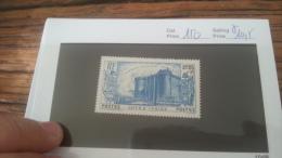 LOT 222645 TIMBRE DE COLONIE COTE IVOIRE NEUF* N�150 VALEUR 10,5  EUROS