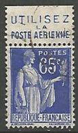 PAIX  PUB CCP N� 365  OBL TB