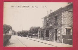 ST GRATIEN   // La¨Poste - Saint Gratien