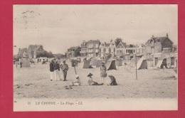 LE CROTOY   //   La Plage - Le Crotoy