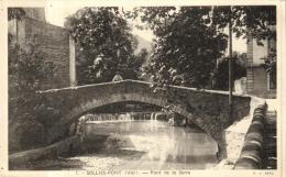 83 - Sollies-Pont - Pont De La Serre - 80515 - Sollies Pont