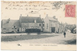 AUNAY - Route De Chatillon - Otros Municipios