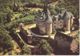 Sainte Mondane : Château De Fenelon (François Salignac De La Mothe Fénélon Archevêque De Cambrai) Apa-poux - France
