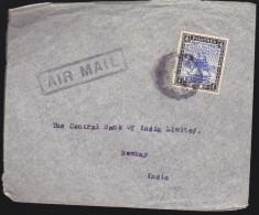 Soudan Lettre Pour Bombay 1947 - Sudan (...-1951)
