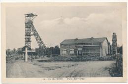 LA MACHINE - Puits Henri-Paul - Mines - La Machine