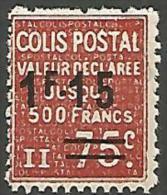 COLIS P  N� 150  NEUF** TTB