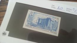 LOT 222674 TIMBRE DE COLONIE SOUDAN NEUF* N�109 VALEUR 13 EUROS