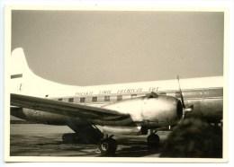 FOTO Propeller - Flugzeug, Polskie Linie Lotnicze, LOT, - Ohne Zuordnung
