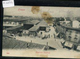 FIRENZE  STAZIONE  CENTRALE   VIAGGIATA  1903 - Firenze