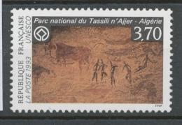 Service N°111 UNESCO Parc National Du Tassili N' Ajjer  - Algérie 3f70 ZS111 - Servizio