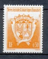 T.A.A.F 1995 N°194 Armoiries Du Territoire. Type L.  N** ZT120A - Terres Australes Et Antarctiques Françaises (TAAF)