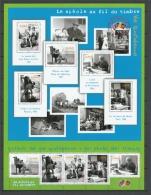 Le Siècle Au Fil Du Timbre (VI). Vie Quotidienne YB52 - Blocs & Feuillets