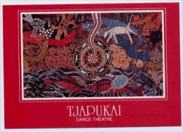 TJAPUKAI ABORIGINAL DANCE THEATRE - Cairns
