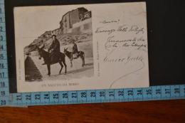 1901 CATANIA   MINEO  Bella rara veduta. Viaggiata