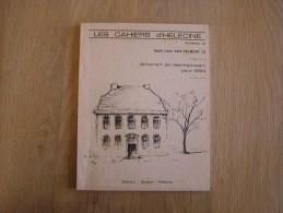 LES CAHIERS D´ HELECINE N° 19 L' Almanach De Neerheylissem Pour 1893 Régionalisme Brabant Wallon - Cultuur