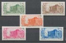 COLONIE FRANCAISE SOUDAN Série N°105 à 109 N* Cote 75€ T3501