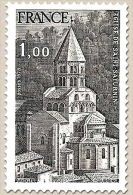 Série Touristique. Eglise De St-Saturnin 1f. Noir Y1998 - France