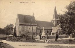 76 Penly. L'eglise - France