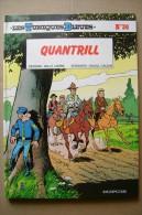 PCI/46 QUANTRILL - Le Tuniche Blu - Dupuis N.36/Willy Lambil - Altri Autori