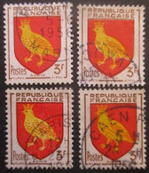 FRANCE N°1004 X 50 Oblitéré - Lots & Kiloware (max. 999 Stück)
