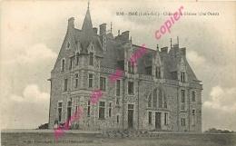 44. ISSE . Chateau De Gatines Coté Ouest . - France