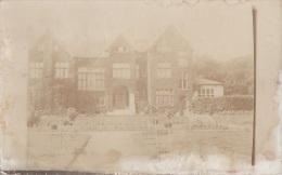 Belgique - Merelbeke - Meirelbeke - Carte-Photo Parc Et Villa - Cachet 1912 - Merelbeke