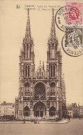Belgique - Oostende - Ostende - Eglise - Nels Thill Série 13 N° 73 - Cachet 1932  Ostende Boissy Sous Saint Yon - Oostende