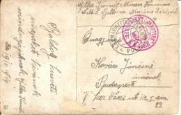 1916 - POLA,Schiff, S.M.S. BELLONA, 3 Scan - Covers & Documents
