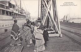 Japon - Japan - Yokohama - Family - Sea Port Bâteaux - Yokohama
