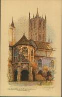 CANTERBURY - ANNE CROFT - Canterbury