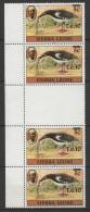 Sierra Leone (1984) Yv. 599 - Rare Displaced Overprint !!  /  Fauna - Birds - Oiseaux - Vogel - Goose - Vogels