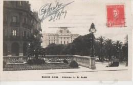 BUENOS AIRES (..avenida L M Alem ) . - Argentina