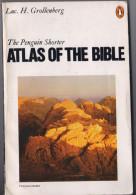 The Penguin Shorter ATLAS OF THE BIBLE, Luc.H.Grollenberg. 1978 - Bijbel, Christendom