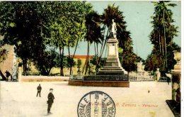 MEXICO - VERACRUZ - MONUMENTO G ZAMORA 1909 - Mexico