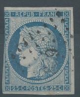 Lot N°26642   N°4, Oblitéré PC 369 BERGERAC ( 23) - 1849-1850 Ceres