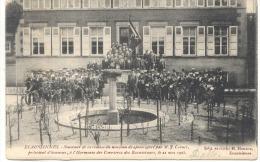 ECAUSSINNES (7190) Souvenir De La Remise Du Nouveau Drapeau ...... - Ecaussinnes