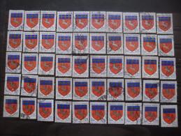 FRANCE N°1510 X 50 Oblitéré - Vrac (max 999 Timbres)