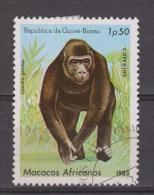 Guinee Bissau Used ; Gorilla - Gorilla's