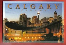 FODI-04 Calgary Pengrowth Saddledome  Ice Hockey And Other Events. Not Used - Calgary