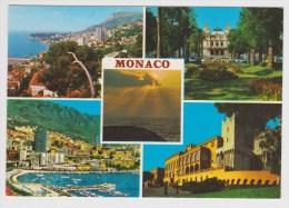 MONACO - N° 44 - MULTIVUES - CPM - Monaco