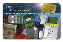 MEXIQUE SCHLUMBERGER TEST & TRANSACTIONS EXPO COMM MEXICO 2000