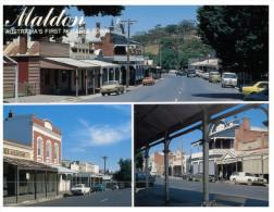 (756) Australia - VIC - Maldon - Australie