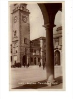 Italie, Italia Lombardie Lombardia , BERGAMO , Torre Della Vittoria , 1926 + Dos Scanné - Bergamo